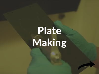 Plate Making Services