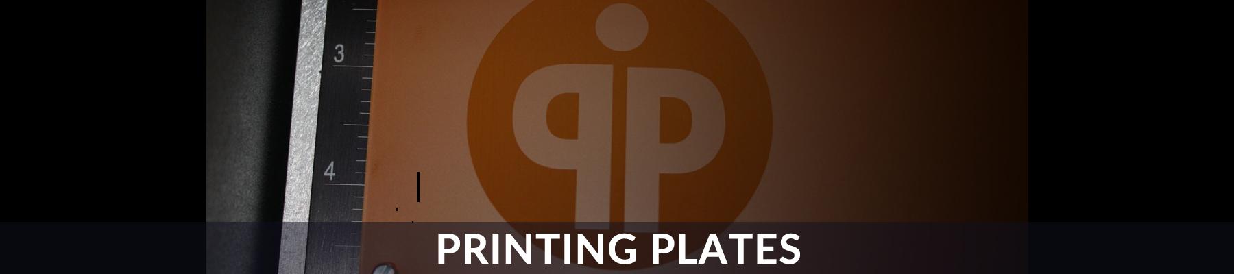 Printing Plates 2