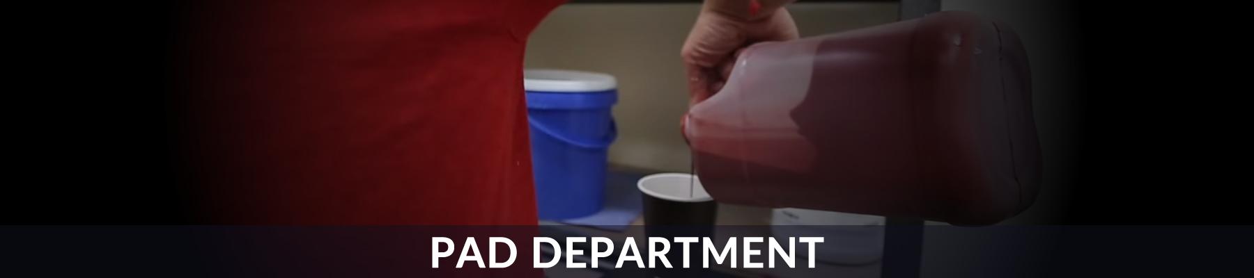 Pad Department 2