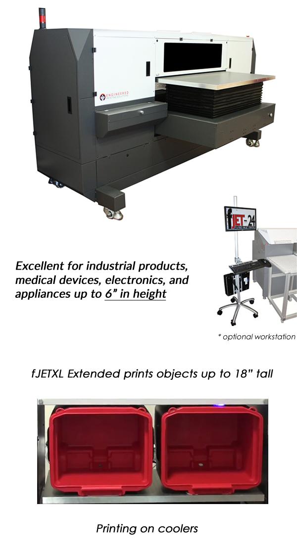Industrial Inkjet Printers 37
