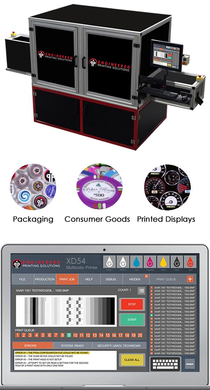 Industrial Inkjet Printers 35