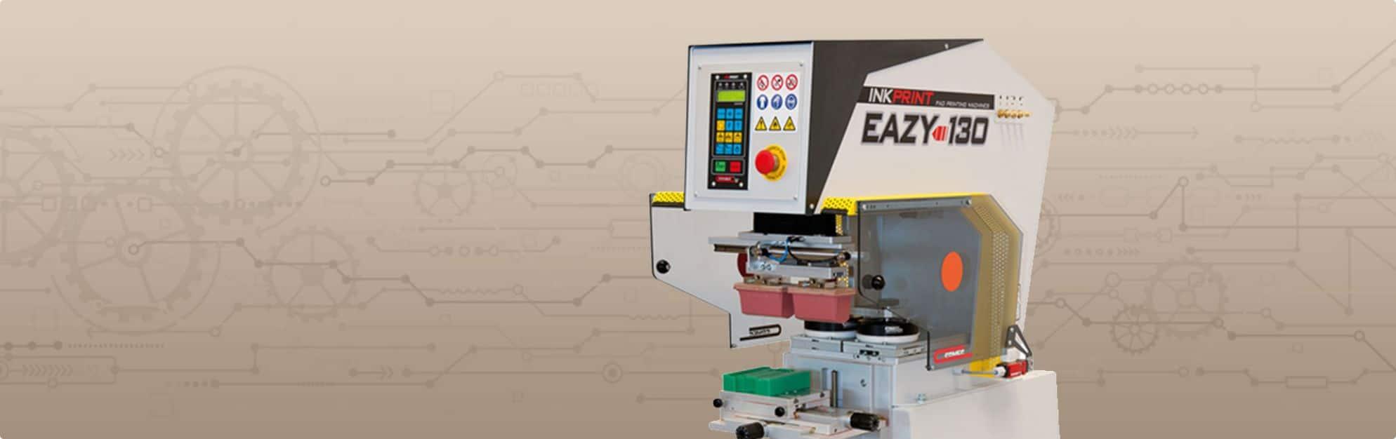 The EAZY 130 Pad Printing Machine