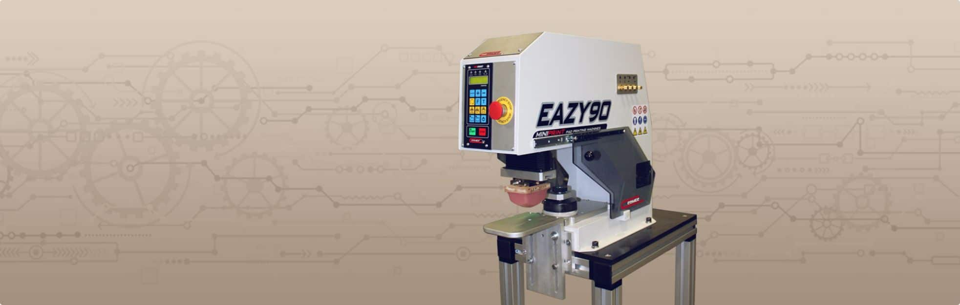 EAZY 90 Pad Printing Machine