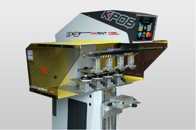 Electric-Pneumatic Pad Printing Machine
