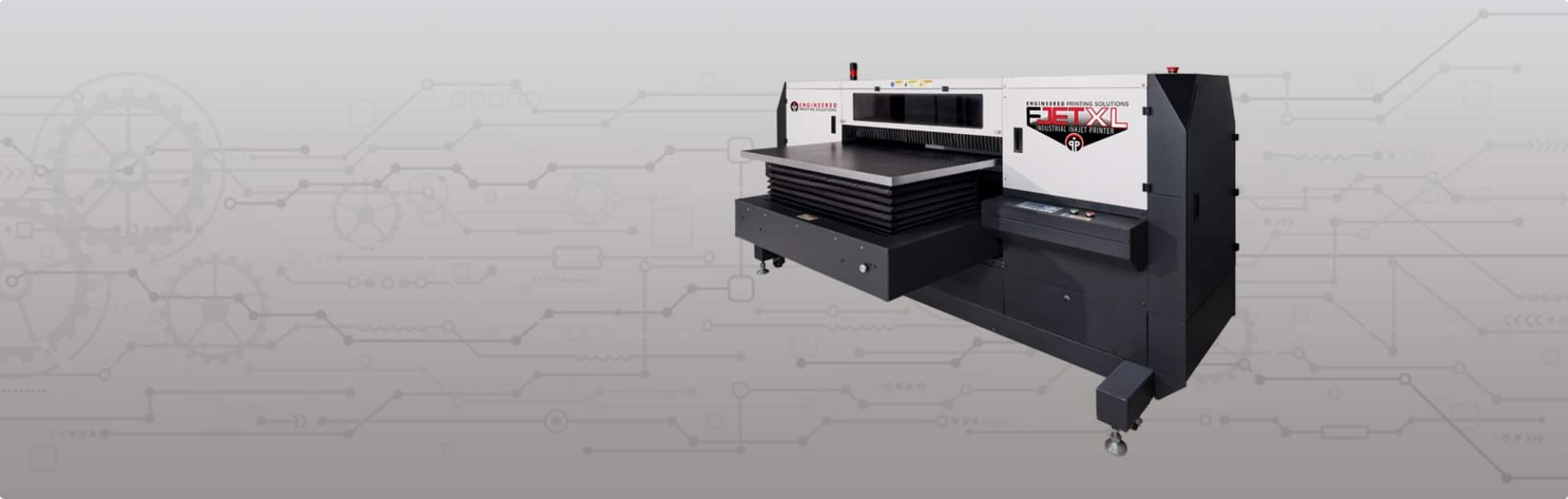 FJetXL Industrial Inkjet Printer