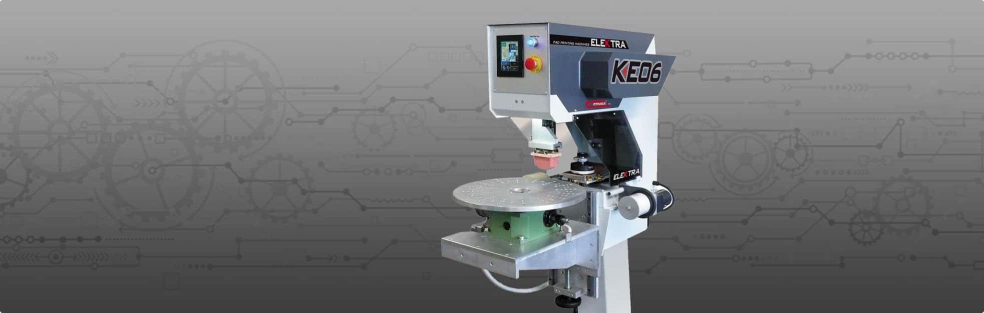 KE06 Pad Printing Machine