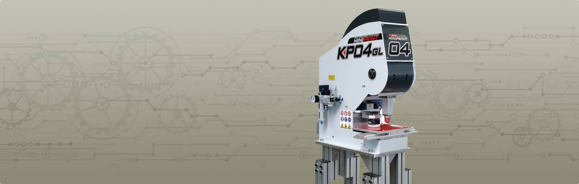 KP04 Pad Printing Machine
