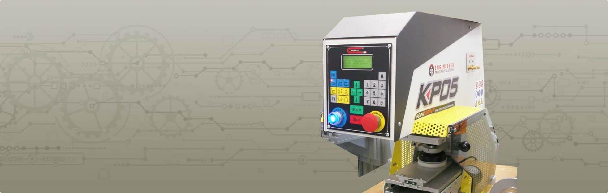 KP05 Pad Printing Machine