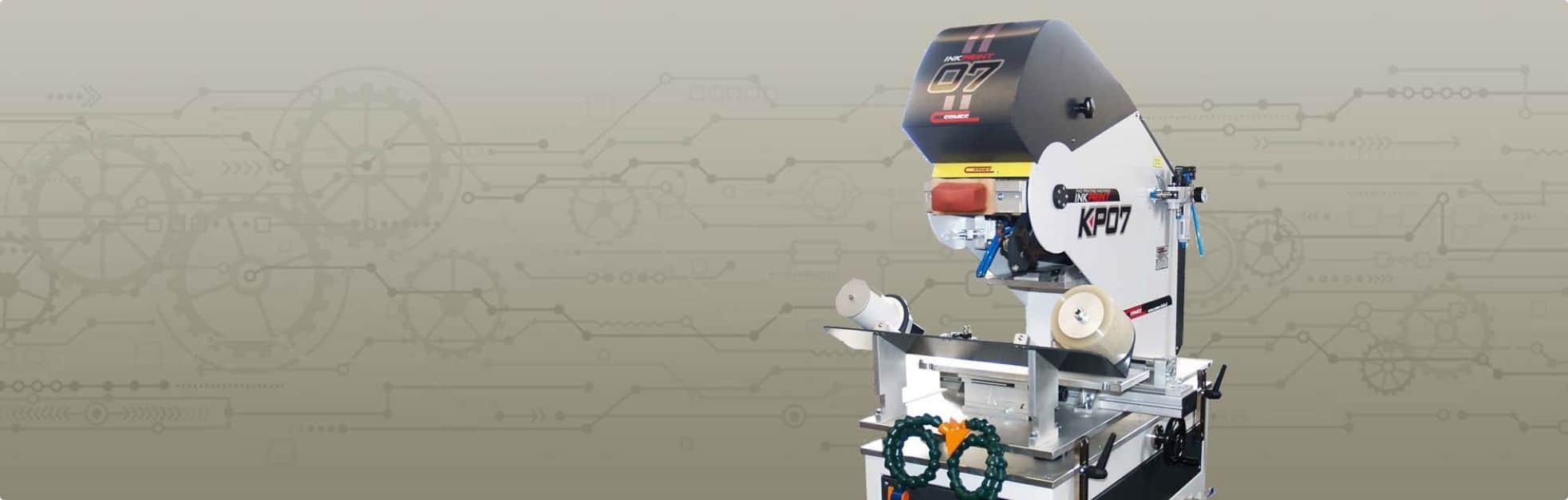 KP07 Pad Printing Machine