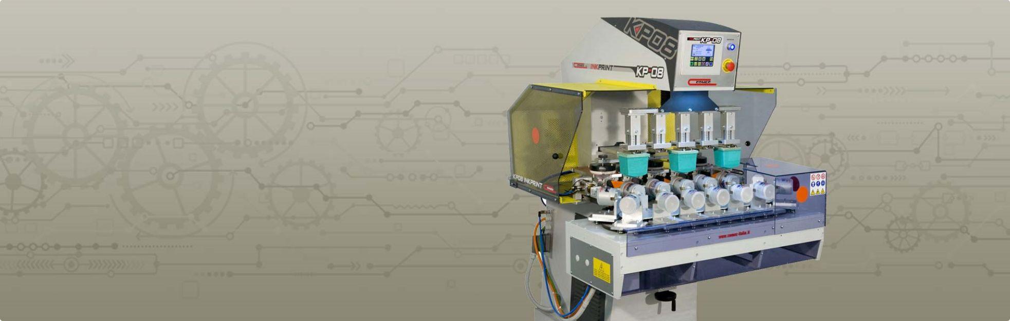 KP08 Pad Printing Machine
