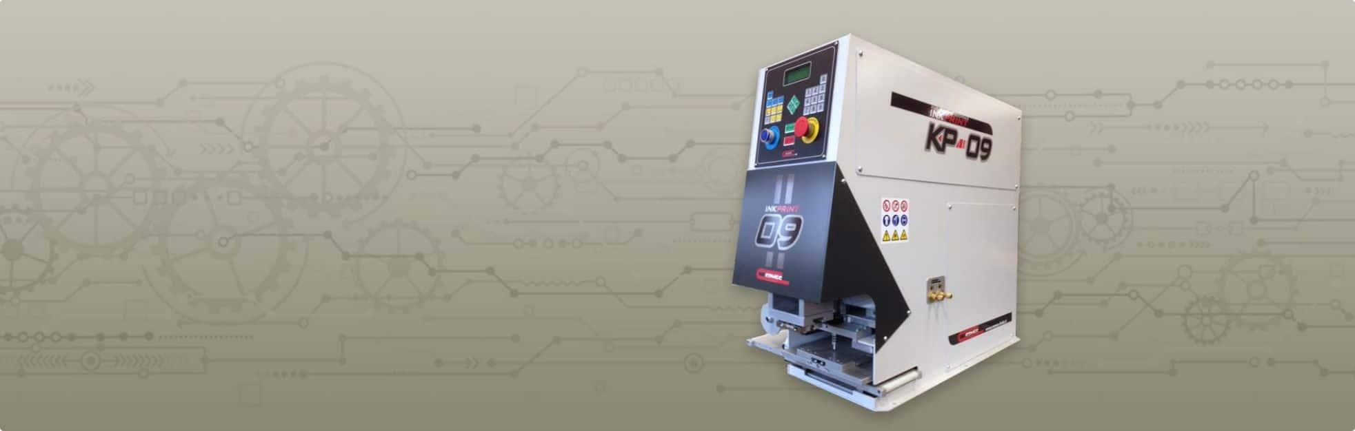 KP09 Pad Printing Machine