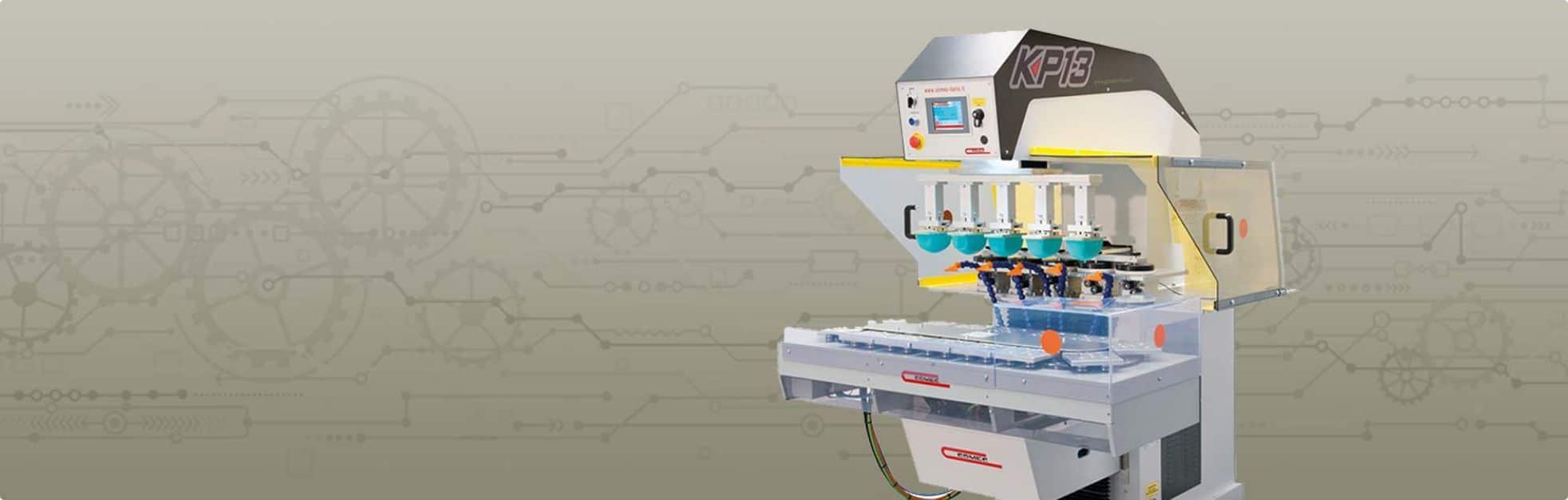 KP13 electro-pneumatic Printer