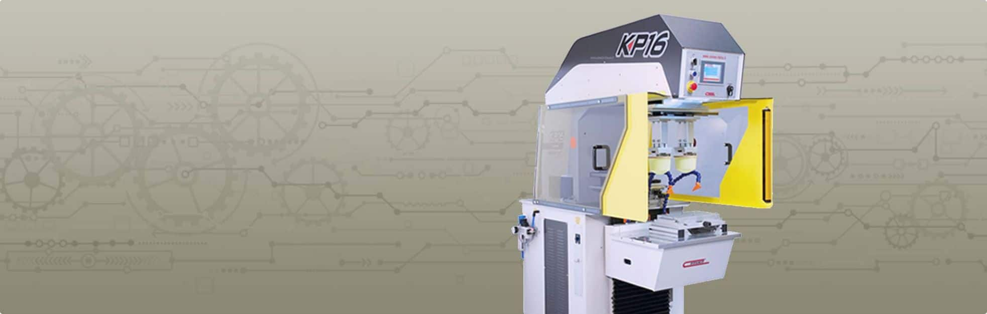 KP16 electro-pneumatic Printer