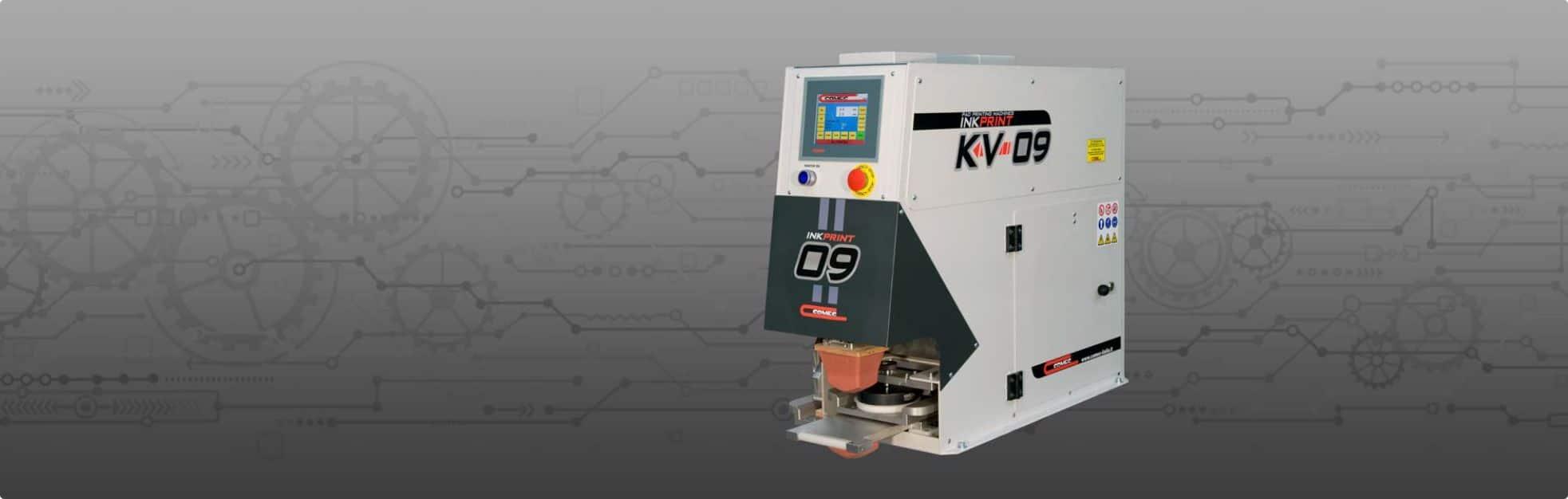 KV09 Pad Printing Machine