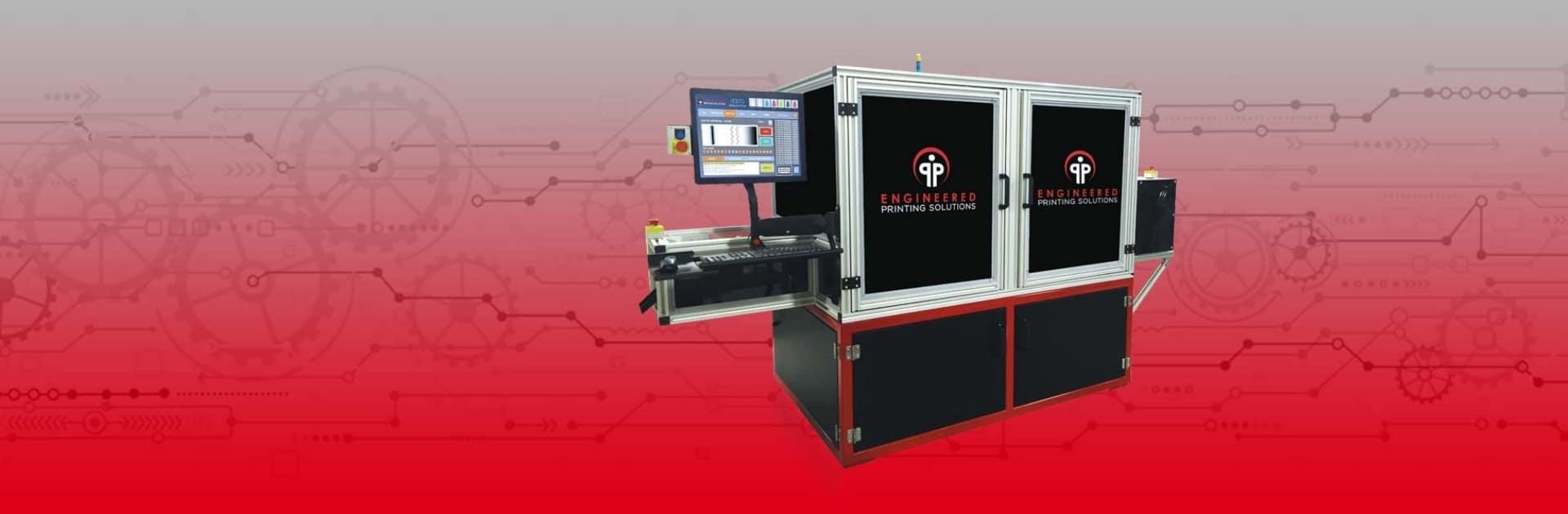 XD-54 Industrial Inkjet Printer
