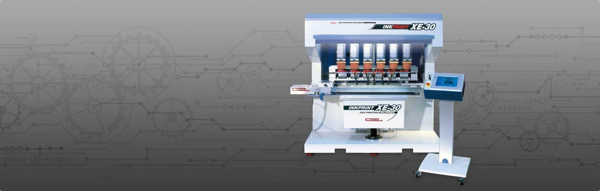 XE30 Pad Printing Machine