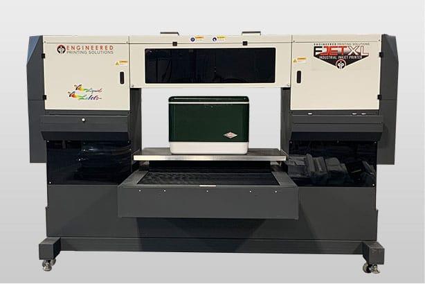 flatbed industrial inkjet printer