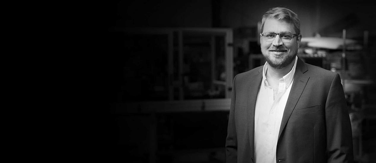 Scott Einsig, Sales Engineer