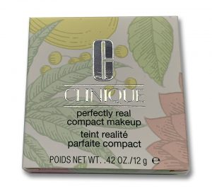 cosmetics packaging with cold foil printing